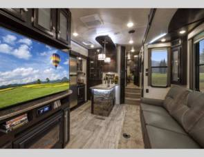 2017 EDGE 357ED LUXURY 5TH WHEEL TRAVEL TRAILER