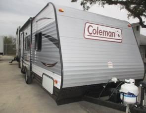 2016 Coleman CT's 16fb