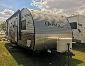 2015 Shasta 26' Oasis 2