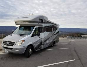 2011 Mercedes Winnebago View
