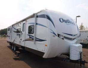 2012 Keystone Outback BH312