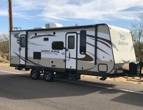2015 Jayco White Hawk Bunkhouse 23ft