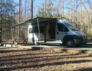 2018 SUMPVEE v4 ram promaster 3500 ext camper van