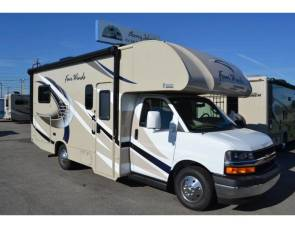 2018 NEW Exclusive 21 Crossover low profile sleeps 6