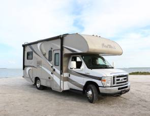 2015 Thor Four Winds 22E