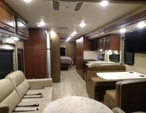2016 Thor Motor Coach Hurricane 34J Bunkhouse