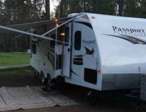 2012 Keystone/Ultralite Passport Ultralite