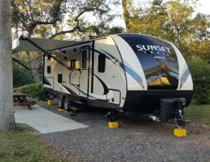 2017 Crossroads sunset trail super lite