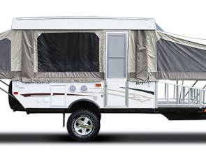 2010 Starcraft 11 RT Pop Up Travel Trailer