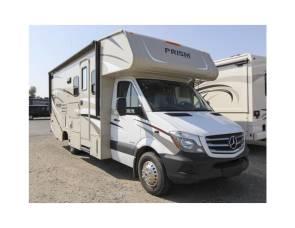 2017 Coachmen Prism 2200