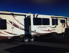 2016 Forest river Vengeance touring