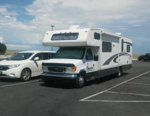 2003 Coachmen Santara 316KS