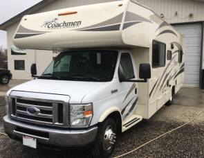 2017 Coachmen Freelander