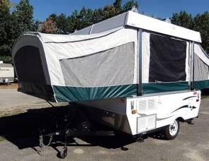 2010 Coleman Tent trailer