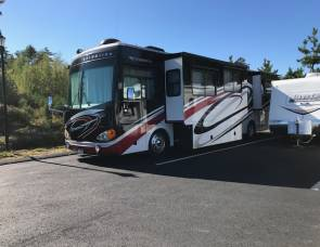 2007 CLASS A Diesel Fleetwood Excursion 39s motor home