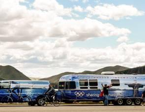 1997 Amazing Airstream Experience at Lake Travis