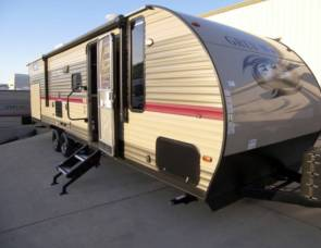 2018 Forest River Grey Wolf 29 bh