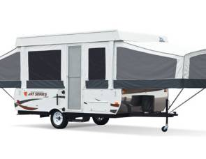 2012 Jayco J-Series 1207. This is the exact model of our camper. New pictures soon!