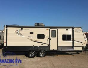 """Amarillo"" Coachmen Clipper 21BH"