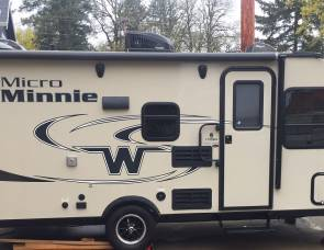 2017 Winnebago Micro Mini 1700BH