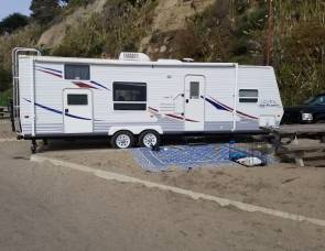 2007 Jayco Jayflight 29 ft sleeps 9 Drop off Service Available