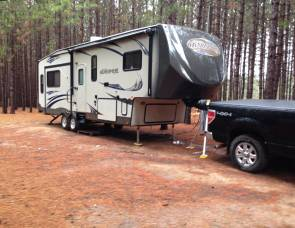 2013 Forest River 286RLT