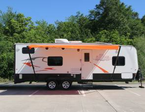 2009 Sun Valley Rattler Toy Hauler 28'