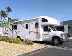 2011 27 FT CLASS C RV SLEEPS 6 DRIVES LIKE A CAR NICK NAME (VANESSA)