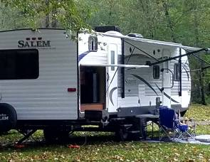 2016 Forest River T32BHDS