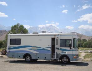 1999 Fleetwood Flair 25y