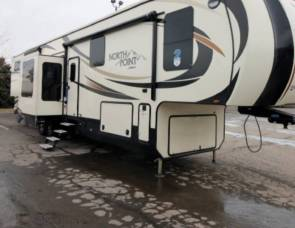 2017 Jayco Northpoint 351 RSQS