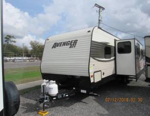 2018 Forest River Avenger (Insurance Included/North Port)