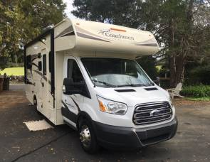 2017 Coachmen Freelander Micro