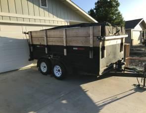 2016 Dump trailer