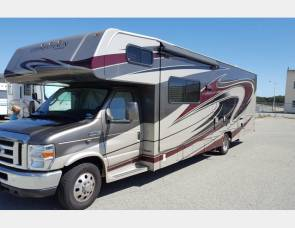 2015 Ford Coachmen Leprechaun 320BH