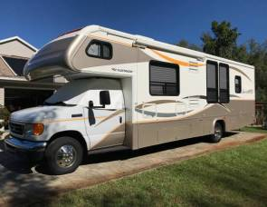 2008 Fleetwood Jamboree A/C Class , like new with only 23000 miles