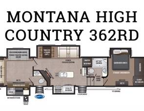 2016 Montana High Country 362RD