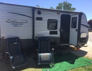 Keystone Summerland Springdale Mini 1800BH