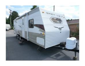 2010 Forest River Cherokee Grey Wolf 28BH