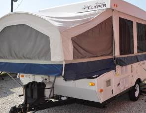 2010 Coachmen Clipper 108 Sport Pop-up