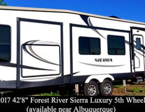 2017 Forest River Sierra
