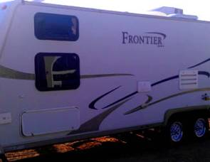 2007 Frontier Travel Trailer