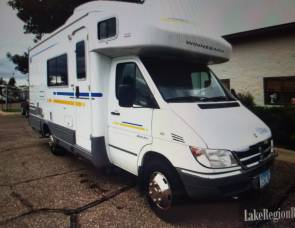 2006 dodge winnebago view