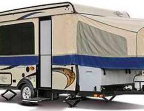 2016 Coachmen Clipper Tent Trailer