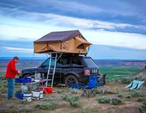 2006 Land Rover camper