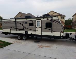 2018 KZ  Sportsmen Bunkhouse Limited Edition