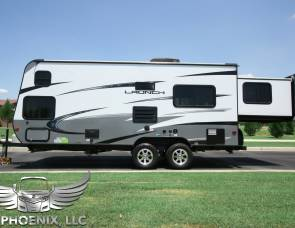 2018 19BHS Launch Ultra Lite Travel Trailer with Slide Out