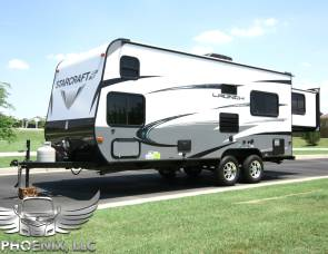 2018 19BHS Launch Travel Trailer with Slide out