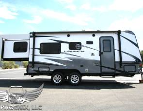 2018 Launch 19BHS Travel Trailer with Slide Out