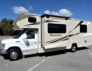 2017 Winnebago Minnie 27 #171219